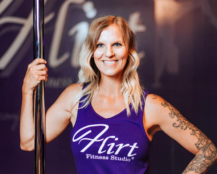 Pole Fitness Grand Rapids Studio