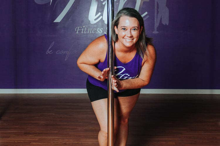 Pole Fitness Intro Classes West Michigan