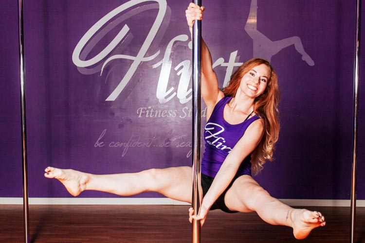 Pole Fitness Private Lessons