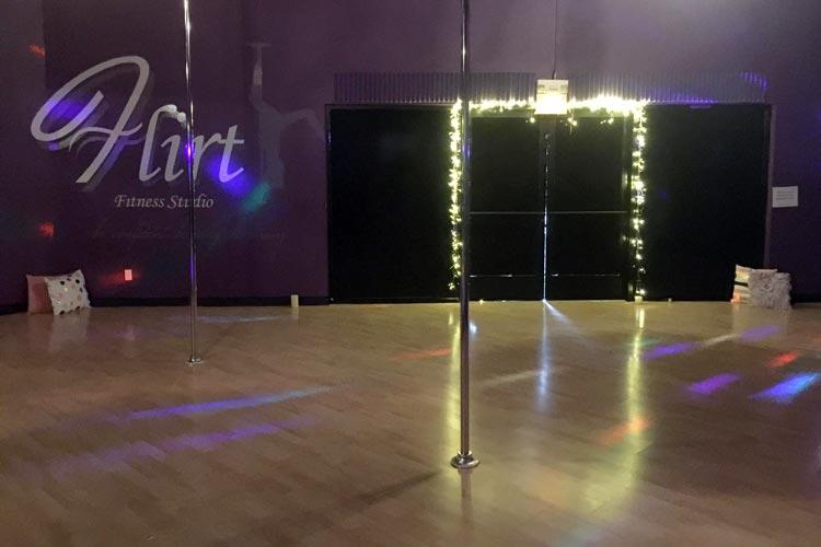 The Practice Room Flirt Fitness Pole Studio